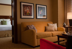 Room - Marriott Hotel & Conference Center Coralville