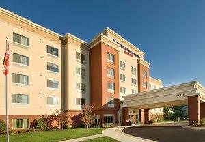 Exterior view - Fairfield Inn & Suites by Marriott Linthicum