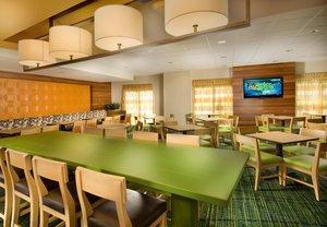 Restaurant - Fairfield Inn & Suites by Marriott Linthicum