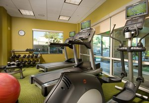 Fitness/ Exercise Room - Fairfield Inn & Suites by Marriott Linthicum
