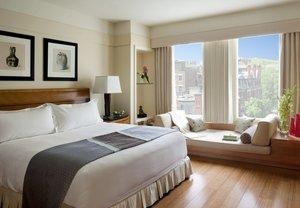 Room - Mandarin Oriental Hotel Boston
