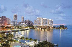 Exterior view - Mandarin Oriental Hotel Miami
