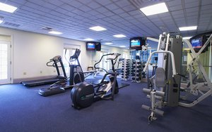 Fitness/ Exercise Room - Nittany Lion Inn State College