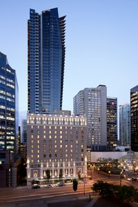 Exterior view - Rosewood Hotel Georgia Vancouver