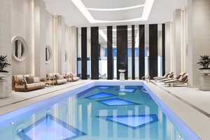 Pool - Rosewood Hotel Georgia Vancouver