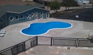 Pool - Flagship Inn Brownwood