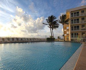 Pool - Club Wyndham Sea Gardens Resort Pompano Beach