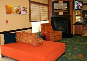 Lobby - Fairfield Inn by Marriott Hays