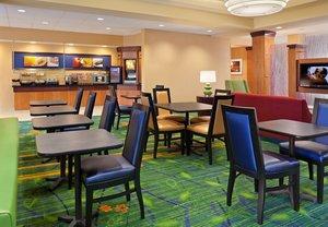 Restaurant - Fairfield Inn & Suites by Marriott Wichita