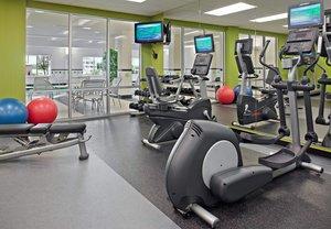 Fitness/ Exercise Room - Fairfield Inn & Suites by Marriott Wichita