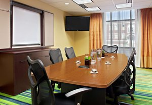 Meeting Facilities - Fairfield Inn & Suites by Marriott Wichita