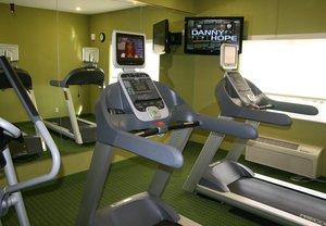 Fitness/ Exercise Room - Fairfield Inn by Marriott Eden Prairie