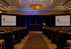 Meeting Facilities - Marriott Hotel Convention Center New Orleans