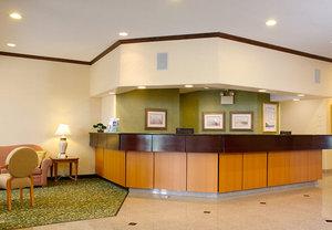 Lobby - Fairfield Inn by Marriott Exton