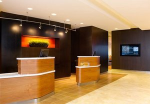 Lobby - Courtyard by Marriott Hotel Westampton