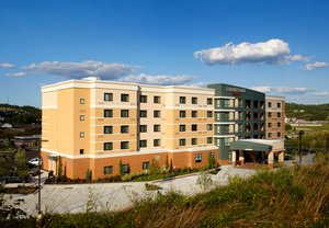 Exterior view - Courtyard by Marriott Hotel Washington