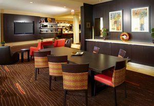 Lobby - Courtyard by Marriott Hotel Washington
