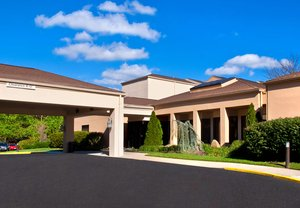 Exterior view - Courtyard by Marriott Hotel Red Bank