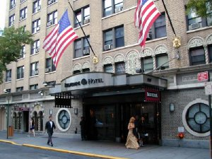 Exterior view - Belvedere Hotel New York