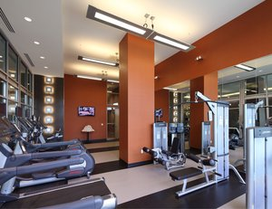 Fitness/ Exercise Room - Hotel at Arundel Preserve Hanover