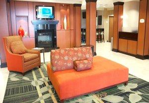 Lobby - Fairfield Inn & Suites by Marriott Overland Park
