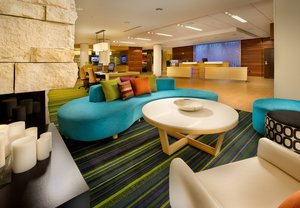 Lobby - Fairfield Inn & Suites by Marriott Linthicum
