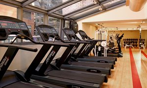 Fitness/ Exercise Room - Manhattan at Times Square Hotel New York