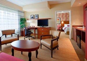 Room - Courtyard by Marriott Hotel Collegeville