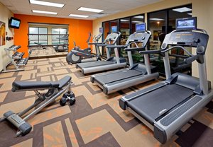 Fitness/ Exercise Room - Courtyard by Marriott Hotel Collegeville
