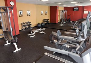 Fitness/ Exercise Room - Courtyard by Marriott Hotel North Woburn