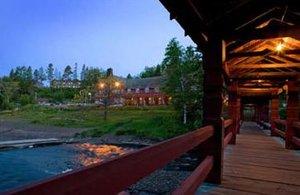 Exterior view - Lutsen Resort on Lake Superior