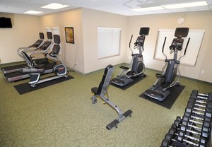 Fitness/ Exercise Room - TownePlace Suites by Marriott Monroe