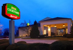 Exterior view - Courtyard by Marriott Hotel Bettendorf