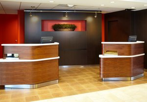 Lobby - Courtyard by Marriott Hotel Bettendorf