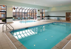 Fitness/ Exercise Room - Courtyard by Marriott Hotel Bettendorf