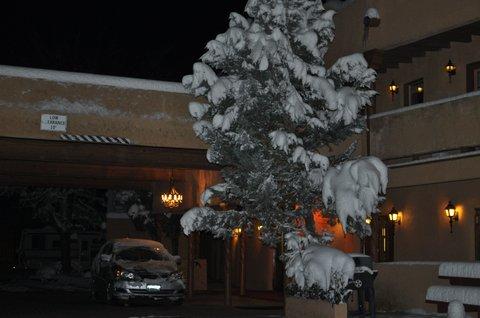 Winter at Rio Cucharas Inn