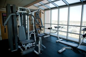 Fitness/ Exercise Room - Horizon at 77th Hotel Myrtle Beach