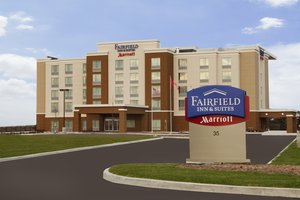 Exterior view - Fairfield Inn & Suites by Marriott Mississauga
