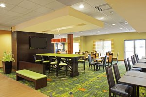Restaurant - Fairfield Inn & Suites by Marriott Mississauga