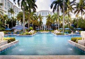 Pool - Ritz-Carlton Hotel Isla Verde San Juan