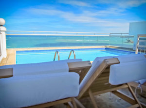 Pool - San Juan Water & Beach Club Hotel Isla Verde San Juan