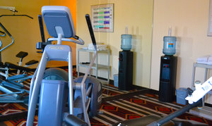 Fitness/ Exercise Room - Lodge at Santa Fe