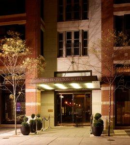 Exterior view - Hazelton Hotel Toronto