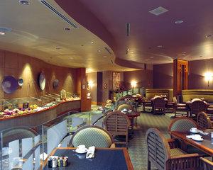 Restaurant - Delta Hotel by Marriott Edmonton Centre Suites