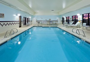 Fitness/ Exercise Room - SpringHill Suites by Marriott Westminster