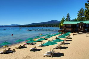 Beach Mourelatos Lakes Resort Tahoe Vista