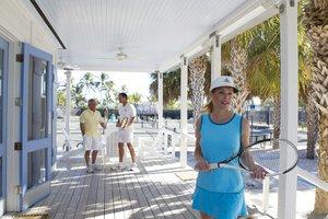 Fitness/ Exercise Room - Naples Beach Hotel & Golf Club