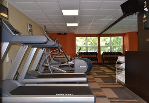 Fitness/ Exercise Room - Courtyard by Marriott Hotel Hyannis