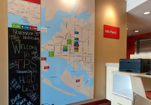 Map - TownePlace Suites by Marriott Panama City