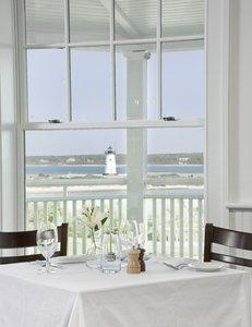 Restaurant - Harbor View Hotel on Martha's Vineyard Edgartown